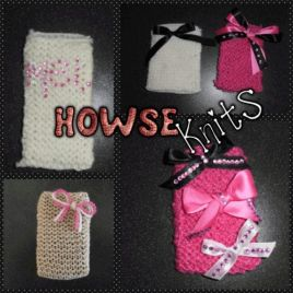 Knitted Phone Cases