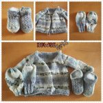 Knitted Baby Bundle