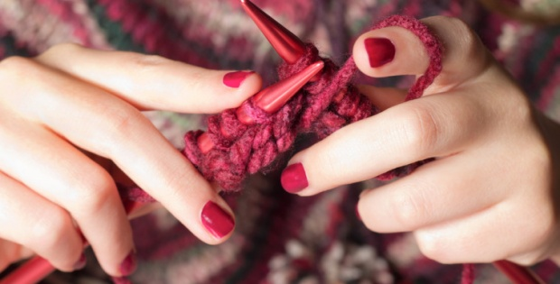 Mental well being, a natural side effect of knitting, study says