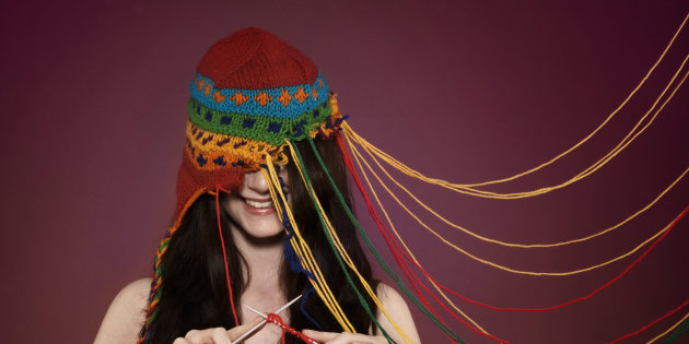 Knitting Could Be Your Solution To Anxiety And Better Health